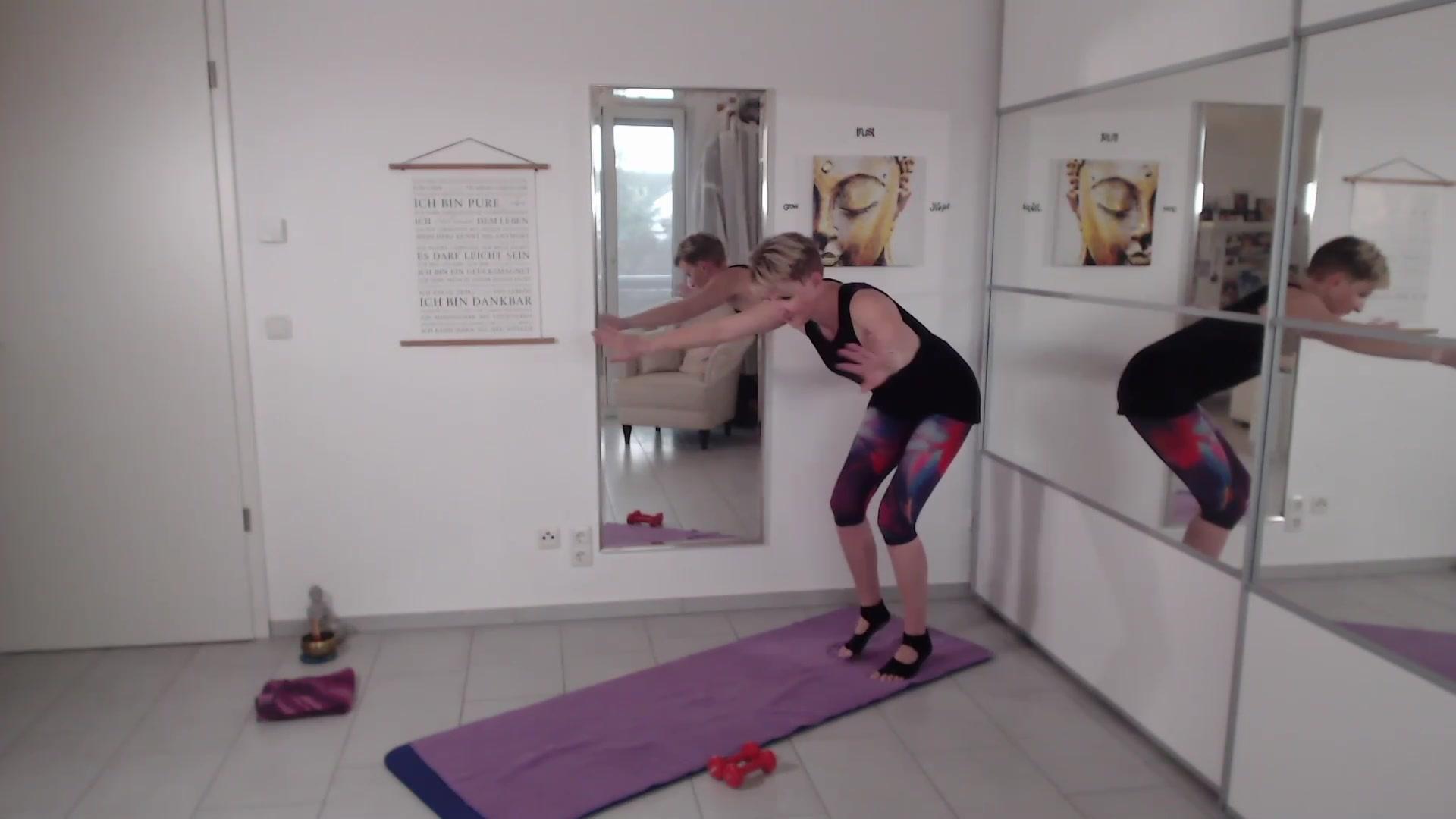Pilates-Live – Aufnahme vom 05.05.2021